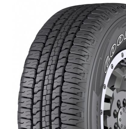 Goodyear WRANGLER FORTITUDE H/T All-Season Radial Tire - 265/70-16 112T (Goodyear Tires 265 70r16 compare prices)