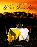 img - for Recipes from Wine Country book / textbook / text book