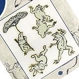 日本の意匠 鳥獣戯画 NIPPON-04