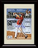 Framed Bryce Harper Sports Illustrated Autograph Print - Washington Nationals 6/6/2009 at Amazon.com