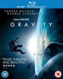 Gravity [Blu-ray + UV Copy] [2013] [Region Free]