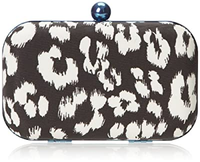 Juicy Couture Date Item Printed Minaudiere Clutch by Juicy Couture