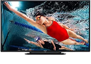 Sharp 70-Inch LE757 Class Aquos® Quattron 1080p 240Hz LED 3D HDTV