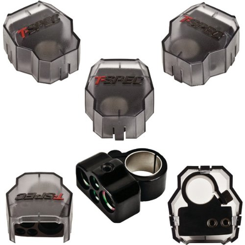 T-Spec V12-048Bpn 1/0-Gauge Positive/Negative Battery Terminal