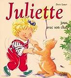 echange, troc Doris Lauer - Juliette joue avec son chat