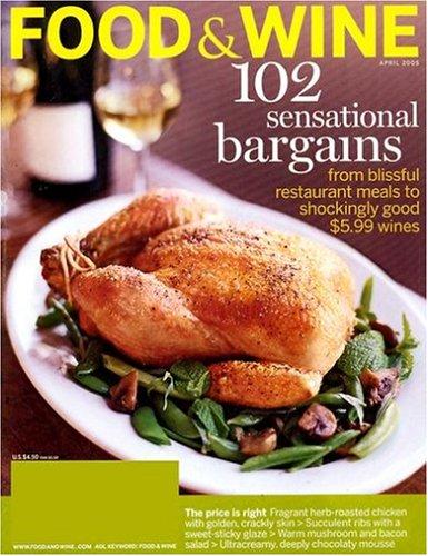 Food and Wine - Irish Edition