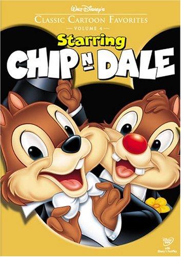 Classic Cartoon Favorites, Vol. 4 - Starring Chip 'n Dale (Classic Cartoon Favorites Dvd compare prices)