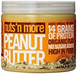 Nuts N More Peanut Butter, 16 Ounce