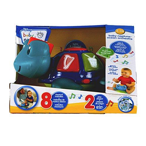 Baby Einstein Musical Toys : Baby einstein neptune ocean orchestra musical toy
