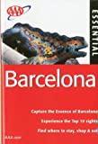 AAA Essential Barcelona (Aaa Essential Travel Guide Series)
