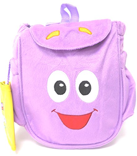 Dora the Explorer Dora Plush Mr. Backpack with Map New Style (Map Pack 3 compare prices)