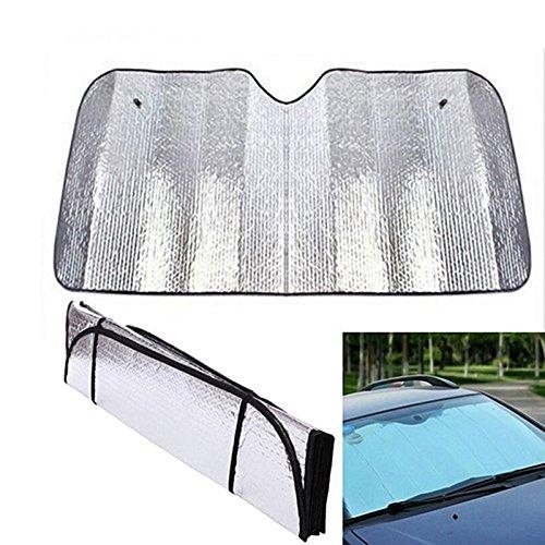 Car Windshield Sunshade Foldable Reflective Sun Visor (Car Sun Visor Windshield compare prices)