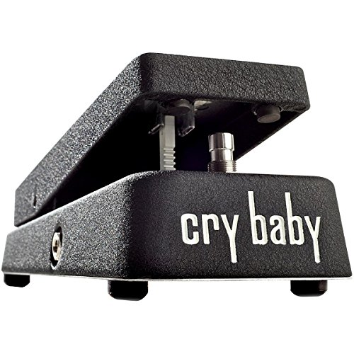 Dunlop Cm95 Clyde Mccoy Cry Baby Wah Wah front-170367