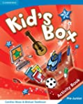Kid's Box Pre-Junior Activity Book Gr...
