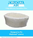 1 Holmes HWF62 Humidifier Filter; Fits Holmes Models HM1701, HM1761, HM1300 & HM1100; Compare to Part # HWF62; Designed & Engineered by Crucial Air