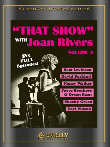 That Show with Joan Rivers Vol. 3