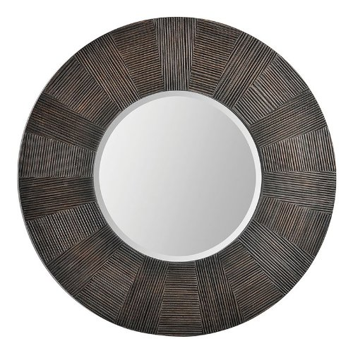 Ren-Wil Mt1309 Delevan Wall Mount Mirror By Jonathan Wilner, 30 By 30-Inch back-1018028