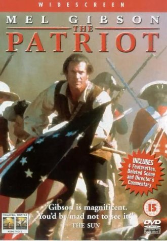 The Patriot [DVD] [2001]
