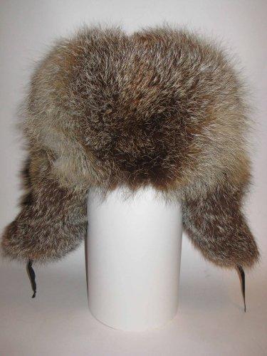Winter Hat Ushanka Natural Fur Fox * Russian * h.2.fox.u.S