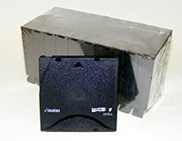 10-pack Imation Ultrium LTO-1 100/200GB Data Cartridges