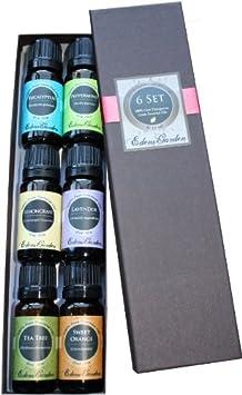 #!Cheap Top 6 100% Pure Therapeutic Grade Basic Sampler Essential Oil Gift Set- 6/10 ml (Eucalyptus, Lavender, Lemongrass, Orange, Peppermint, Tea Tree)