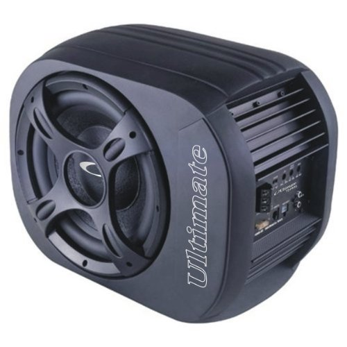 Ultimate T2-Pr10 10-Inch 200 Watt Amplified Automotive Subwoofer