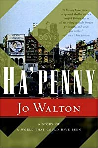 "Cover of ""Ha'penny"""