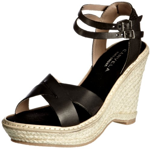 Carvela Women's Krumpet Black Wedges 2757000109 7 UK