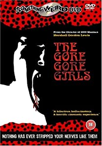 The Gore-Gore Girls [1972] [DVD]