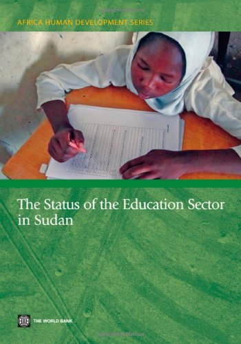 The Status of the Education Sector in Sudan (World Bank Studies)
