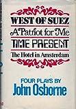 Four Plays (0396066593) by Osborne, John