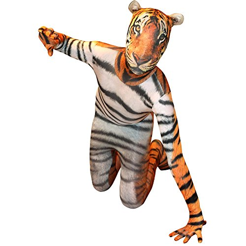 Animal Planet Tiger Costume