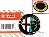 Original Alfa Romeo GT 156 147 Heckemblem Emblem Kofferraum Starr - 156048134