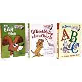 Dr. Seuss's ABC an Amazing Alphabet Book / I'll Teach My Dog a Lot of Words / The Ear Book (Bright a ~ Dr. Seuss