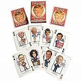 ドナルドトランプ グッズ トランプ カード おもしろグッズ アメリカ 大統領 政治家 ギフト プレゼント [並行輸入品]