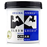 B. Cumming Elbow Grease Original Lubricant Cream, 15-Ounce (Color: Original, Tamaño: Original)