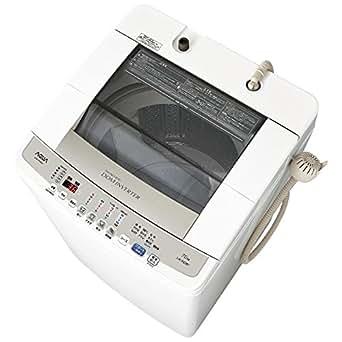 アクア 7.0kg 全自動洗濯機 ホワイトAQUA AQW-V700D-W