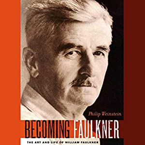 Becoming Faulkner Hörbuch