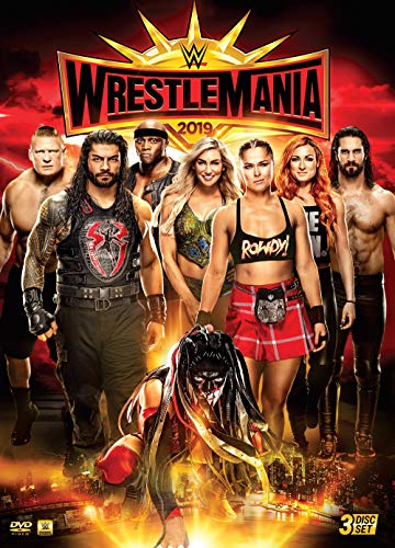DVD : Wwe: Wrestlemania 35 (3 Discos)
