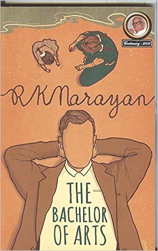 RK Narayan Books List, Short Stories : The Bachelor of Arts
