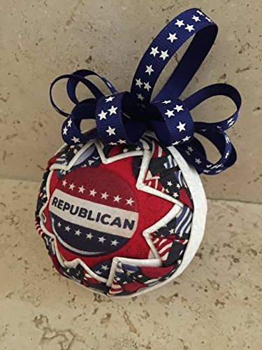 Republican Political Ornament