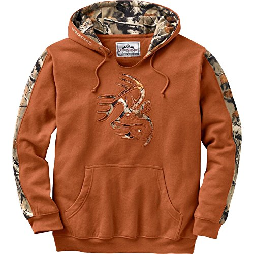 Legendary Whitetails Men's Outfitter Hoodie Canyon X-Large