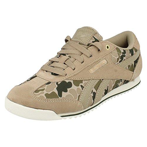 Reebok ,  Sneaker donna - Canvas/ Green/ Paperwhite
