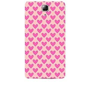 Skin4gadgets HEART Pattern 15 Phone Skin for LENOVO A536