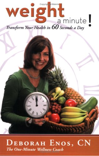 Weight A Minute! Transform your health in 60 seconds a day.
