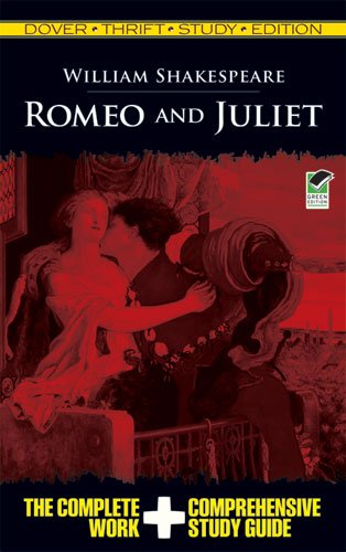 Romeo and Juliet Thrift Study Edition