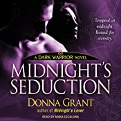 Midnight's Seduction: Dark Warriors, Book 3 | Donna Grant