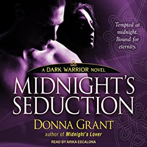 Midnight's Seduction: Dark Warriors, Book 3 | [Donna Grant]