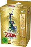 The Legend of Zelda: Skyward Sword - Limited Edition Gold Wii Remote Bundle