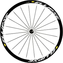 Mavic Ellipse Track Front Wheel